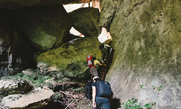 6/2(土)【EVENT】デジタルデトックスハイキング in 乳岩峡&湯谷温泉
