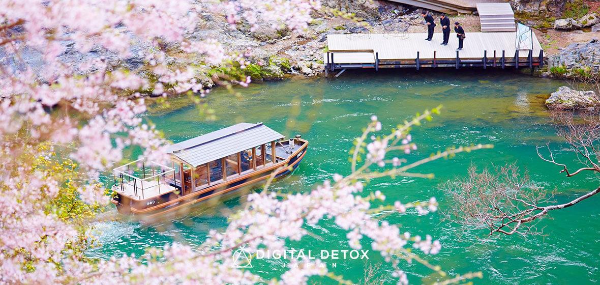 星のや京都「脱デジタル滞在」紹介 ~京文化と奥嵐山の四季に出会う~